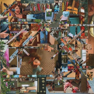 Lou Barlow REASON TO LIVE (BABY BLUE VINYL) Vinyl Record