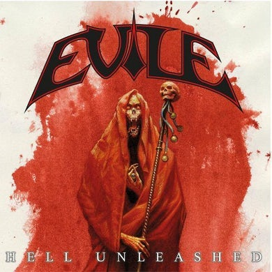 Evile HELL UNLEASHED Vinyl Record
