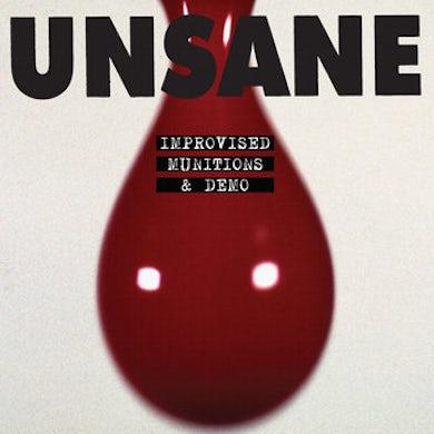 Unsane IMPROVISED MUNITIONS & DEMO Vinyl Record