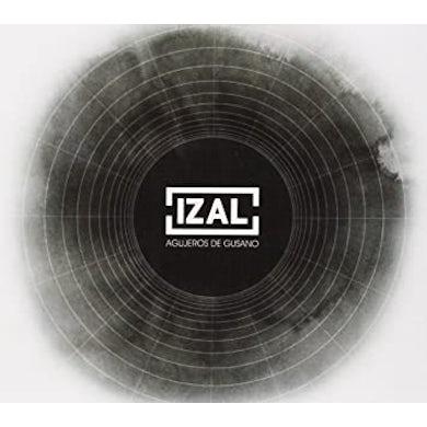 Izal AGUJEROS DE GUSANO Vinyl Record