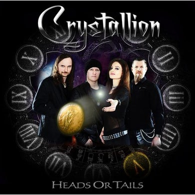 Crystallion HEADS OR TAILS CD