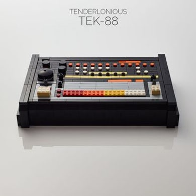 TEK-88 Vinyl Record