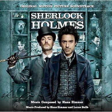 Hans Zimmer SHERLOCK HOLMES / Original Soundtrack CD