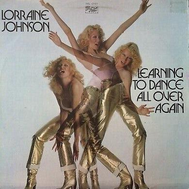 Lorraine Johnson FEED THE FLAME Vinyl Record