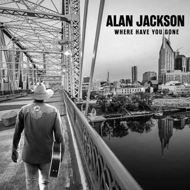 Alan Jackson WHERE HAVE YOU GONE CD