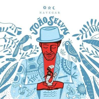 Joao Selva NAVEGAR (BLUE VINYL) Vinyl Record