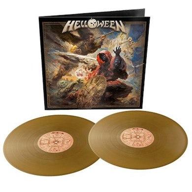 HELLOWEEN (GOLD VINYL) Vinyl Record