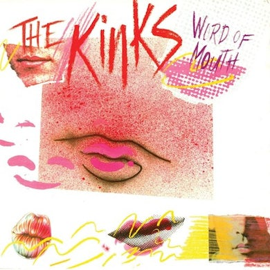 The Kinks WORD OF MOUTH Vinyl Record