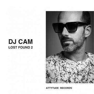 Dj Cam LOST FOUND 2 Vinyl Record