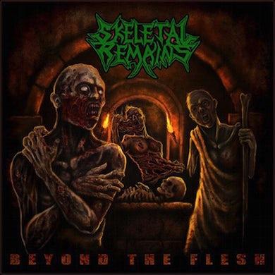 Skeletal Remains BEYOND THE FLESH Vinyl Record