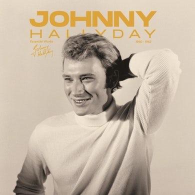 Johnny Hallyday ESSENTIAL WORKS Vinyl Record