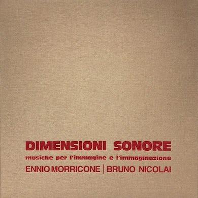 Ennio Morricone / Bruno Nicolai DIMENSIONI SONORE / Original Soundtrack CD