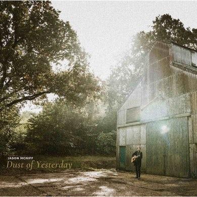 Jason McNiff DUST OF YESTERDAY Vinyl Record