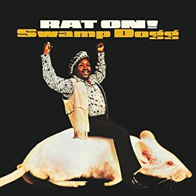 RAT ON Vinyl Record