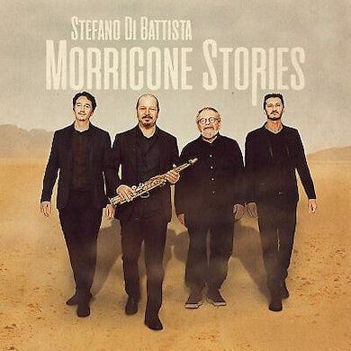 MORRICONE STORIES Vinyl Record