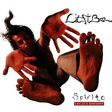 Litfiba SPIRITO Vinyl Record