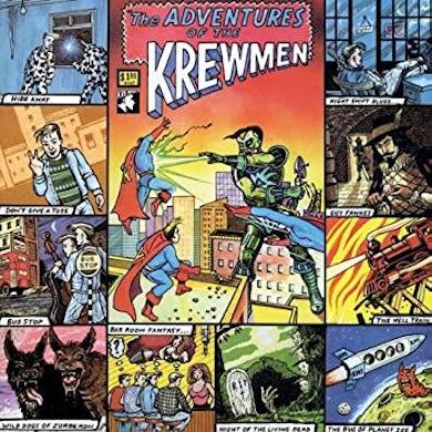 ADVENTURES OF THE KREWMEN Vinyl Record