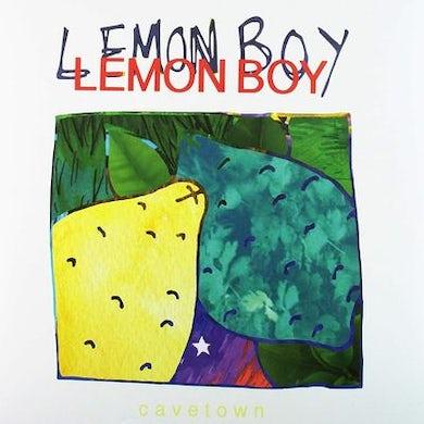 Cavetown LEMON BOY (RED VINYL) Vinyl Record