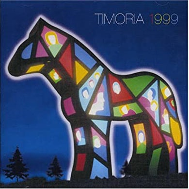 Timoria 1999 Vinyl Record