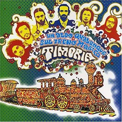 Timoria UN ALDO QUALCUNQUE SUL TRENO MAGICO Vinyl Record