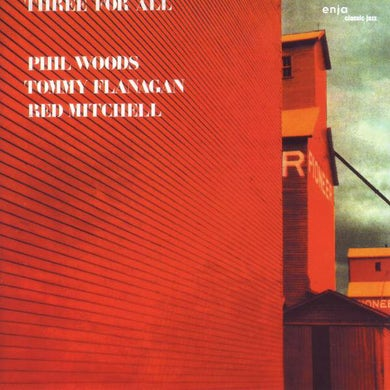 THREE FOR ALL CD