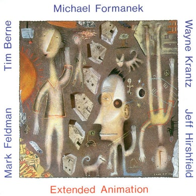 EXTENDED ANIMATION CD