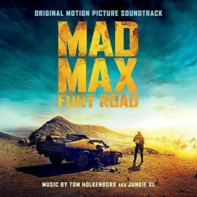 Junkie XL MAD MAD: FURY ROAD - Original Soundtrack CD