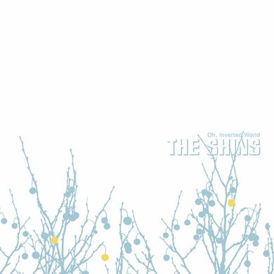 The Shins OH INVERTED WORLD (20TH ANNIVERSARY REMASTER) Vinyl Record