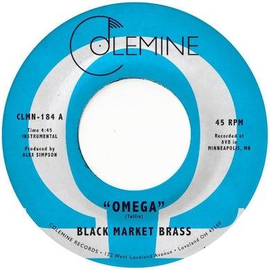OMEGA Vinyl Record