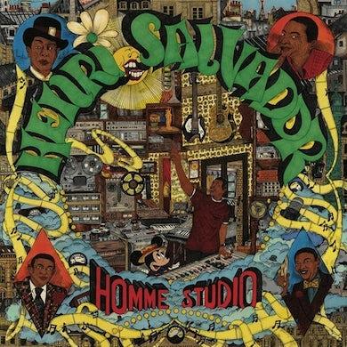 HOMME STUDIO Vinyl Record