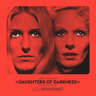 Francois De Roubaix DAUGHTERS OF DARKNESS / Original Soundtrack Vinyl Record