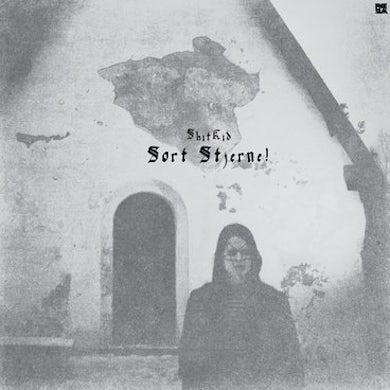 Shitkid SORT STJERNE Vinyl Record