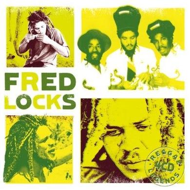REGGAE LEGENDS FRED LOCKS CD