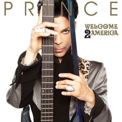 Prince WELCOME 2 AMERICA Vinyl Record