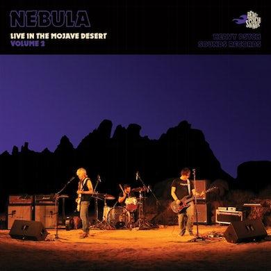 NEBULA LIVE IN THE MOJAVE DESERT 2 Vinyl Record