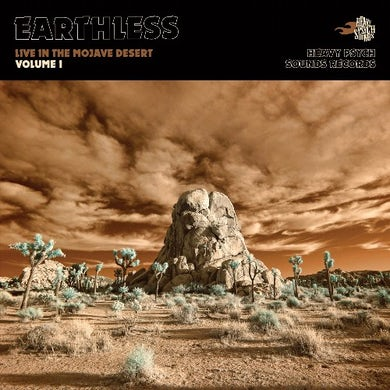 EARTHLESS LIVE IN THE MOJAVE DESERT 1 Vinyl Record