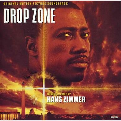 Hans Zimmer DROP ZONE / Original Soundtrack CD