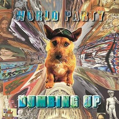 World Party DUMBING UP Vinyl Record