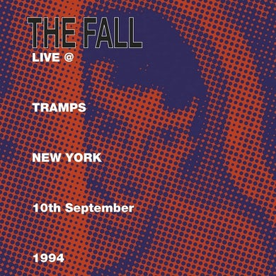 Fall LIVE AT TRAMPS NEW YORK 1984 Vinyl Record