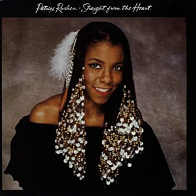 Patrice Rushen STRAIGHT FROM THE HEART Vinyl Record