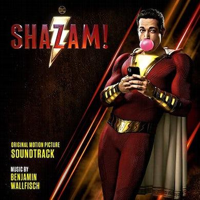 Benjamin Wallfisch SHAZAM / Original Soundtrack Vinyl Record