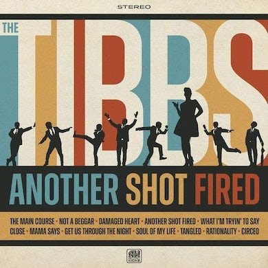 TIBBS ANOTHER SHOT FIRED / THE MAIN COURSE Vinyl Record