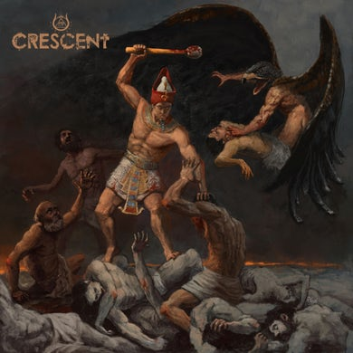 Crescent CARVING THE FIRES OF AKHET (LIMITED) Vinyl Record