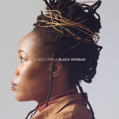 BLACK WOMAN Vinyl Record
