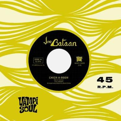 Joe Bataan CHICK A BOOM / CYCLES OF YOU Vinyl Record