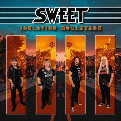 Sweet ISOLATION BOULEVARD Vinyl Record