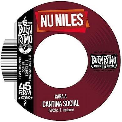 Nu Niles CANTINA SOCIAL Vinyl Record