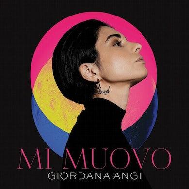 Giordana Angi MI MUOVO Vinyl Record