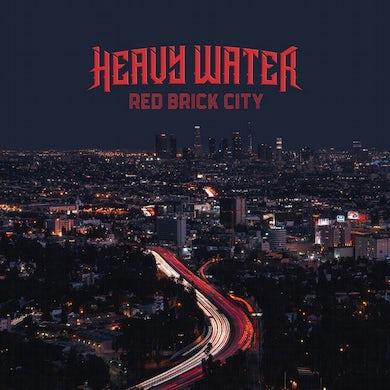 Heavy Water RED BRICK CITY Vinyl Record