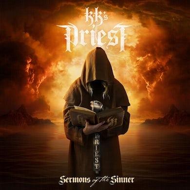 SERMONS OF THE SINNER (RED VINYL) (I) Vinyl Record